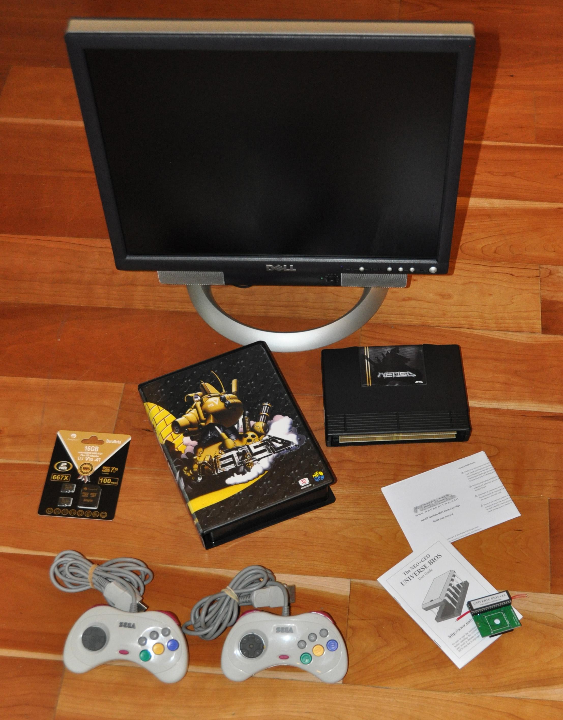 Neo Geo Bios Pack